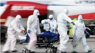 В США зафиксировали первый случай заражения «британским» штаммом коронавируса