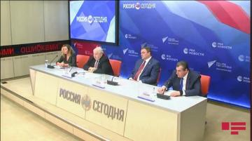 "Russian parliamentarians: ""Azerbaijan's and Russia's views on occurrences in PACE are similar"""