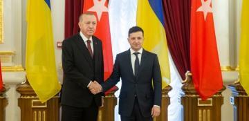 Зеленский обсудил с Эрдоганом поставки азербайджанского газа в Украину