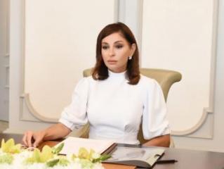 Azərbaycanın Birinci vitse-prezidenti Mehriban Əliyeva Polad Bülbüloğlunu təbrik edib