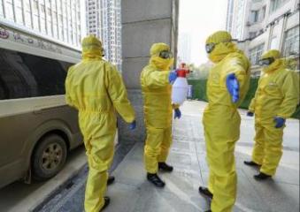 Çinin Hubey əyalətində koronavirusdan ölənlərin sayı 414 nəfərə çatıb