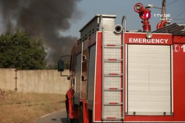 Gürcüstanda yaşayış evində yanğın nəticəsində bir ailənin 6 üzvü ölüb