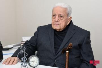 """Əlibaba Məmmədov """"Şərəf"""" ordeni ilə təltif edilib"""