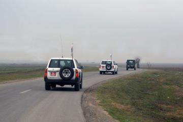 На линии соприкосновения войск Азербайджана и Армении будет проведен очередной мониторинг