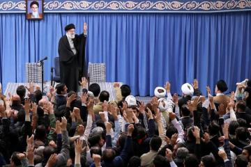 "Ayatollah Ali Khamenei: ""Iran will support Palestinian armed groups as much as it can"""