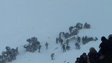 Число погибших при сходе лавины в Турции возросло до 38 - [color=red]ОБНОВЛЕНО-5[/color]