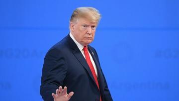 Трамп: США стремятся к окончанию конфликтов на Ближнем Востоке