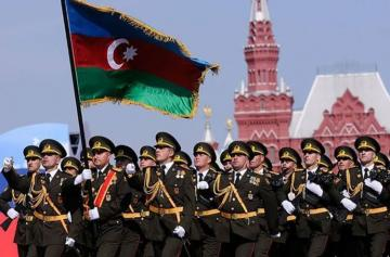 Azerbaijani servicemen to take part in the military parade in Moscow