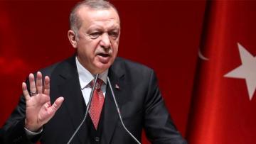 Erdogan threatens Syrian Government