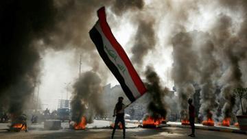 В Ираке в ходе столкновений пострадали более 80 человек