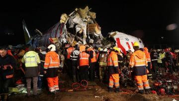 Названа причина аварийной посадки самолета в Стамбуле