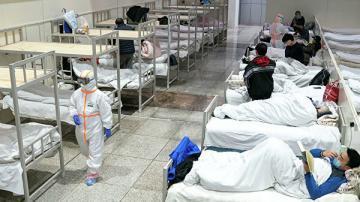 В Китае число жертв коронавируса выросло до 636 человек