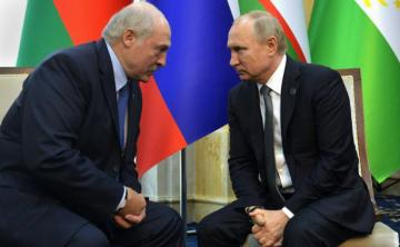 Путин и Лукашенко в пятницу проведут переговоры в Сочи