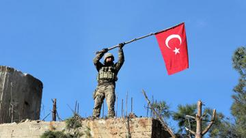 США заявили о поддержке Турции в их ответе на действия Дамаска