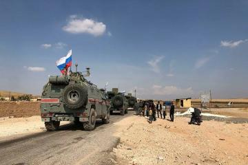 Russian defense officials on visit to Turkey for Idlib discussions