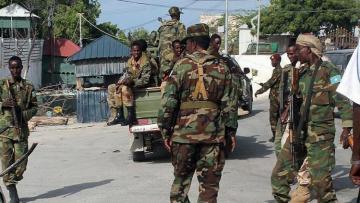 США нанесли два авиаудара в Сомали по объекту группировки «Аш-Шабаб»