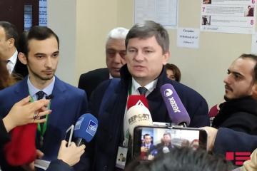 """ATƏT missiyasının koordinatoru: """"Seçkini 41 ölkədən 358 müşahidəçi müşahidə edir"""""""