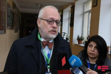 """Head of the OSCE/ODIHR Election Observation Mission: """"Currently we are assessing the election procedure"""""""