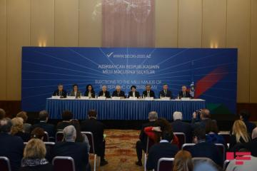 """Head of CIS observation mission: """"Elections in Azerbaijan held in competitive and democratic way"""""""