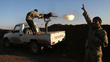 СМИ: радикалы хотели спровоцировать столкновения армий Турции и Сирии