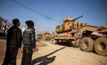 Турция ждет поддержки НАТО из-за ситуации в Идлибе