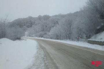 В северном регионе температура опустилась до 22 градусов ниже нуля
