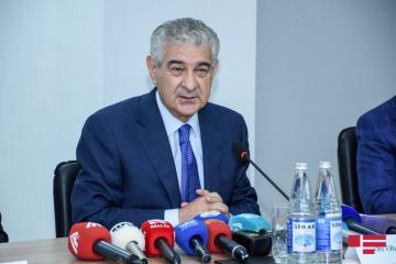 Али Ахмедов: Данные exit-poll указывают на победу нашей партии