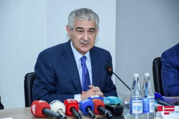"Ali Ahmadov: ""The exit polls show out party's victory"""