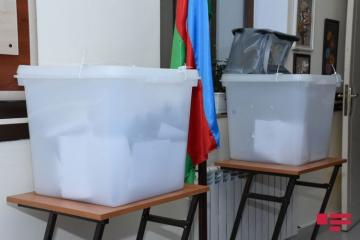 Preliminary results for 118 constituencies during the parliamentary elections in Azerbaijan disclosed