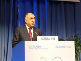 """Azerbaijani FM: """"We remain concerned about existing and emerging nuclear security threats"""""""