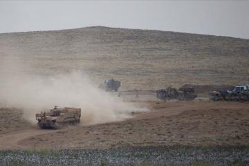 ВС Турции нанесели удары по 115 целям сирийской армии
