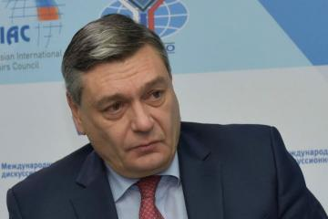"Deputy minister: ""Work is underway on 9 treaties regarding cooperation among the Caspian littoral countries"""