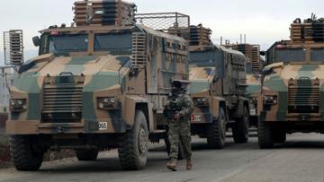 Турция перебрасывает ракетные комплексы в Идлиб
