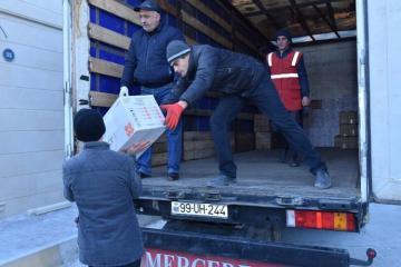 Azerbaijan sends next aid to China to fight coronavirus