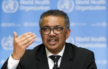 WHO chief says vaccine against coronavirus may be developed in 18 months