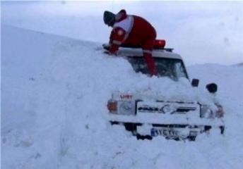 В Иране из-за снегопада погибли семь человек