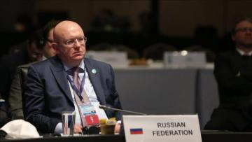 Middle East settlement impossible without Palestine's consent, Russian UN envoy says