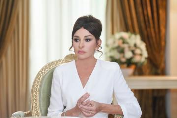 Mehriban Aliyeva congratulates Azerbaijani team