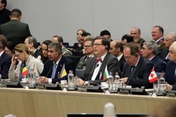 Azerbaijan Defense Minister attended NATO meeting