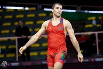 Еще один азербайджанский борец стал чемпионом Европы