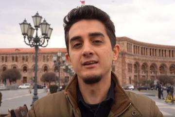Türkiyəli youtuber Ermənistanda Xocalı soyqırımı ilə bağlı sorğu keçirib - [color=red]VİDEO[/color]