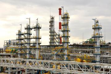 Модернизация завода «Этилен-полиэтилен» завершится в III квартале этого года