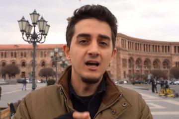 Известный турецкий ютубер подготовил репортаж из Армении  - [color=red]ВИДЕО[/color]