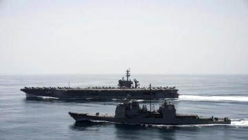 US seizes Iraninan-made weapons in Arabian Sea