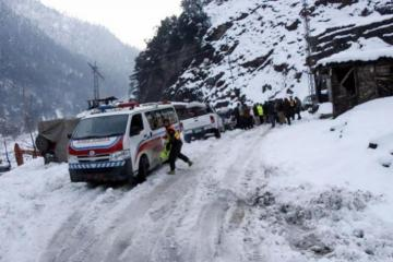 Avalanches in Afghanistan kill 21 people