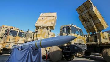 США перехватили в Аравийском море 150 иранских ракетных комплексов