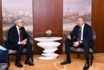 Президент Ильхам Алиев встретился с главой Международного энергетического агентства