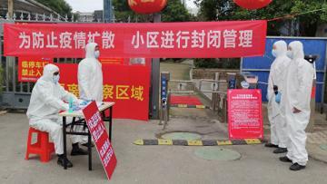 В Хубэй прибыли более 25 тысяч медиков со всего Китая