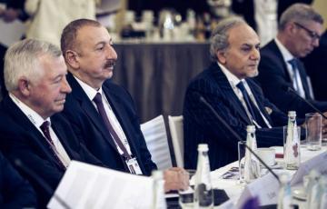 Президент Азербайджана: Мы будем продолжать оставаться надежным партнером как поставщик нефти