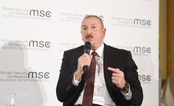 Президент Ильхам Алиев: Сопредседатели Минской группы ОБСЕ должны объяснить Армении, что Нагорный Карабах – это не Армения